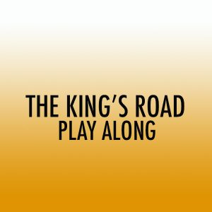 The King's Road Tenor Play Along (Beg)