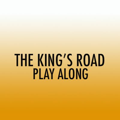 The King's Road Snare Play Along (Beg)