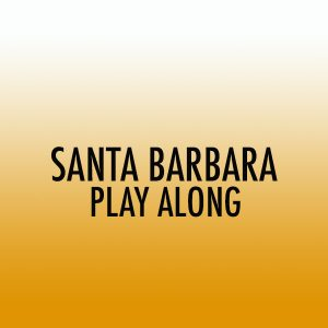 Santa Barbara Snare Play Along (Beg)