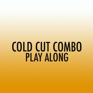 Cold Cut Combo Tenor Play Along (Int)